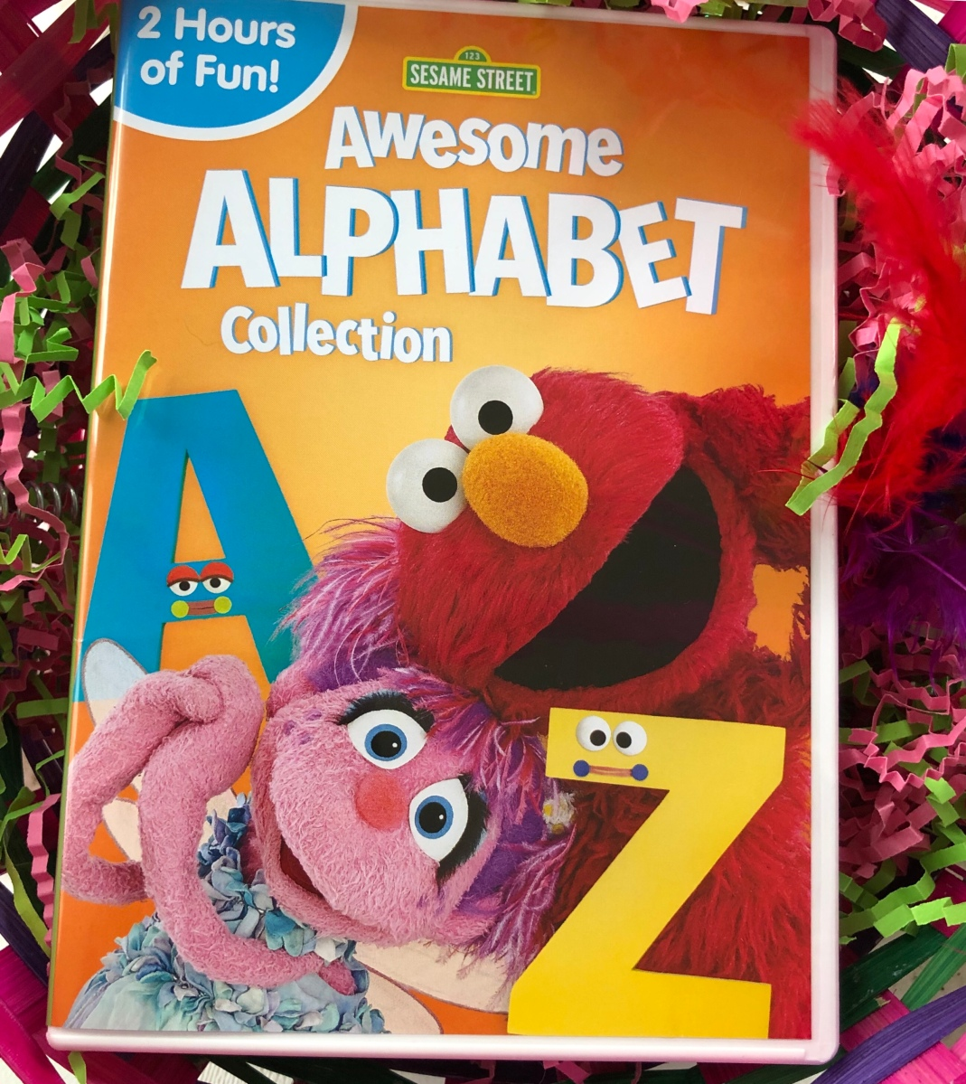 Sesame Street: Awesome Alphabet Collection Is On DVD On